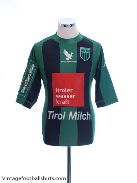 2005-07 FC Wacker Innsbruck Home Shirt #5 XL