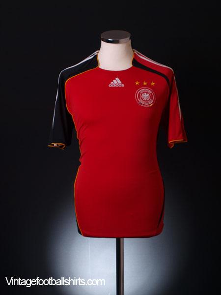 2005-07 Germany Away Shirt XL