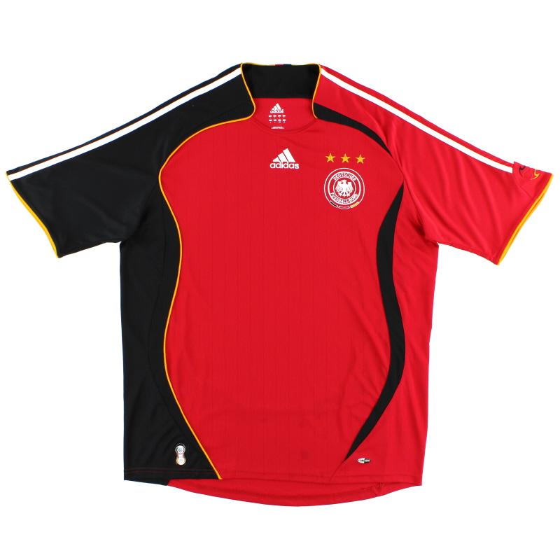 2005-07 Germany Away Shirt L.Boys