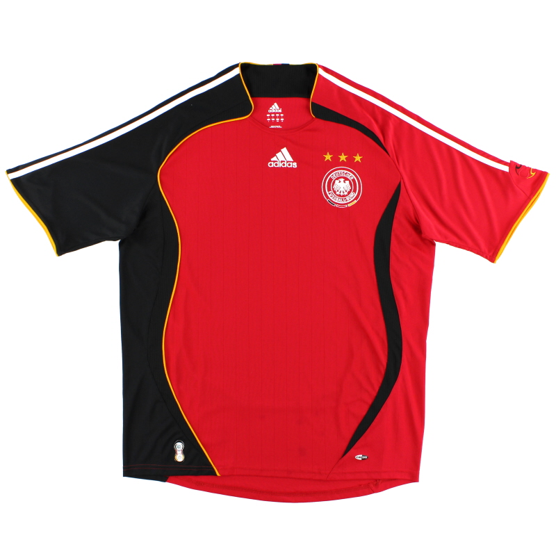 2005-07 Germany Away Shirt L.Boys