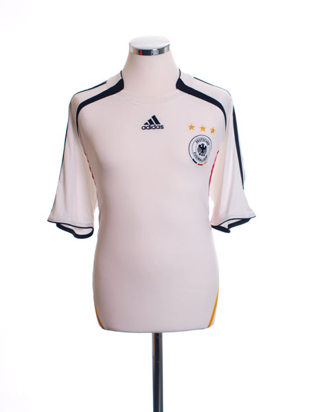 2005-07 Germany Home Shirt *BNWT* L