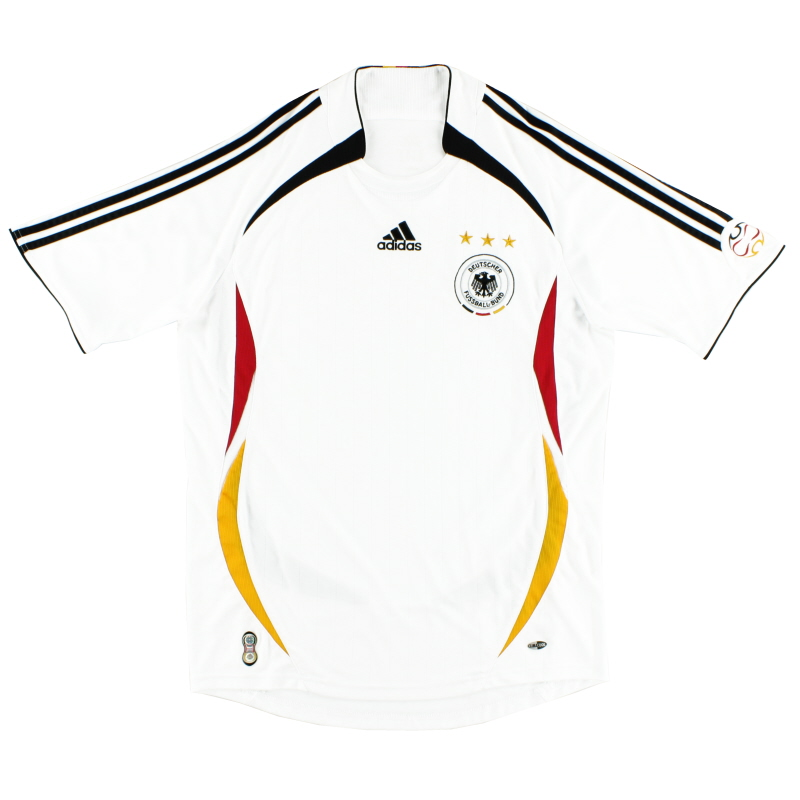 2005-07 Germany Home Shirt S