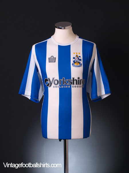 2005-07 Huddersfield Town Home Shirt *As New* M