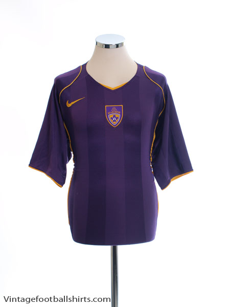 2005-07 NK Maribor Home Shirt XL