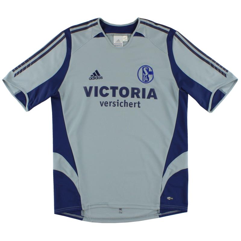 2005-07 Schalke Away Shirt M