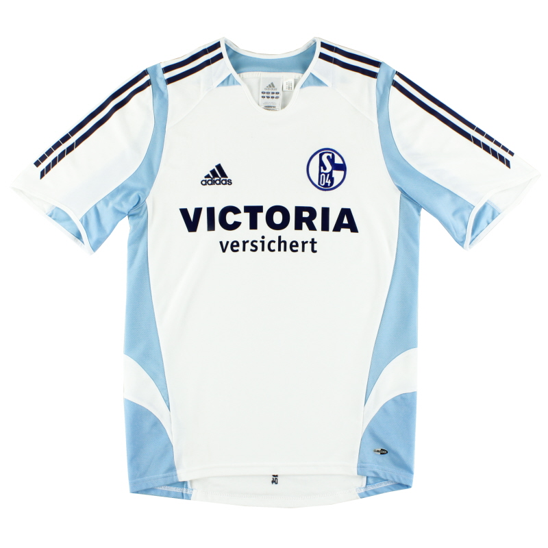 2005-07 Schalke Third Shirt S