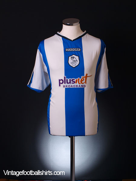 2005-07 Sheffield Wednesday Home Shirt M