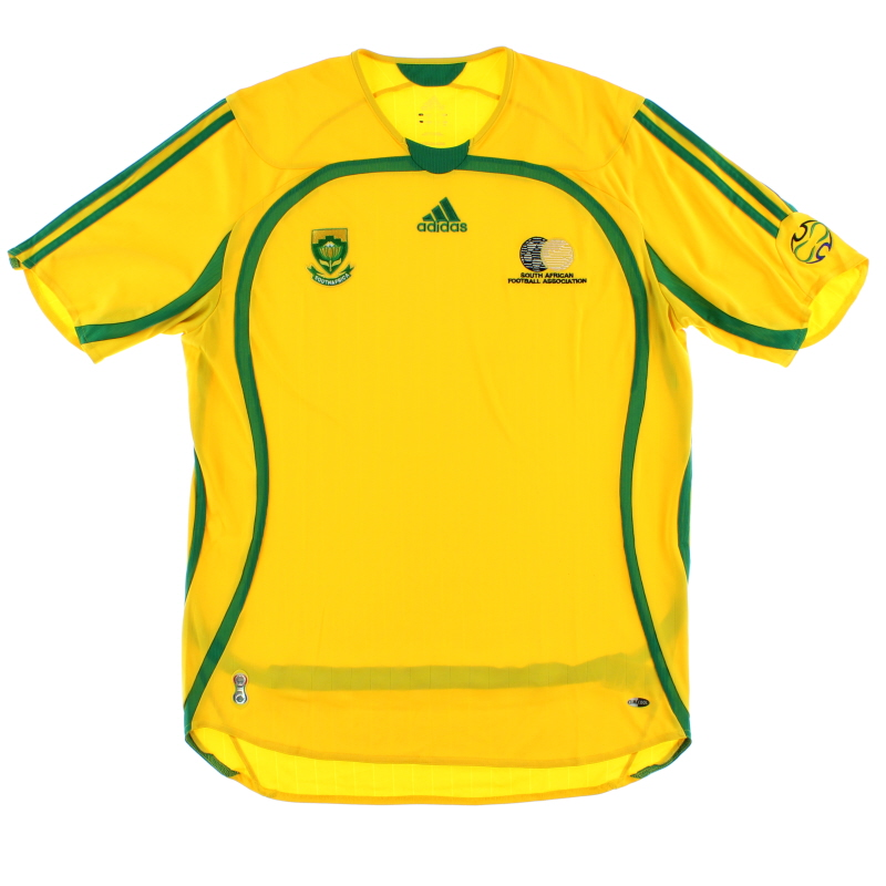 2005-07 South Africa Home Shirt L