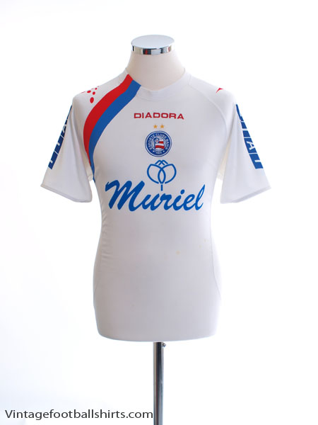 2005 Bahia Home Shirt #11 M
