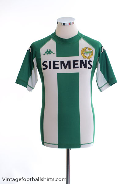 2005 Hammarby IF Home Shirt XS
