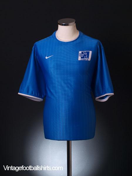 2005-06 Lyngby BK Home Shirt XL