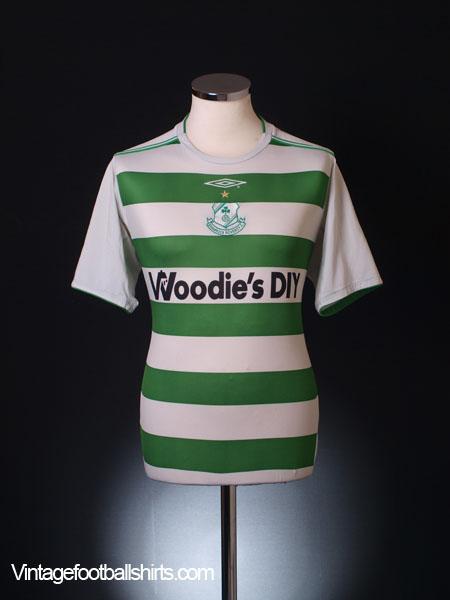 2005 Shamrock Rovers Home Shirt L