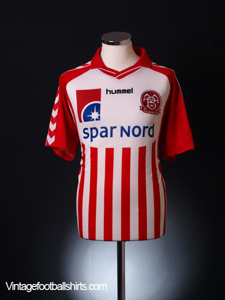 2006-07 Aalborg BK Home Shirt XL