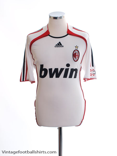 2006-07 AC Milan Away Shirt L