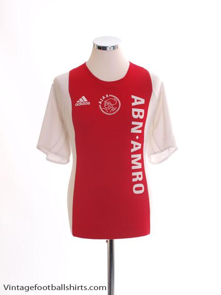 2006-07 Ajax Home Shirt XL - 060896