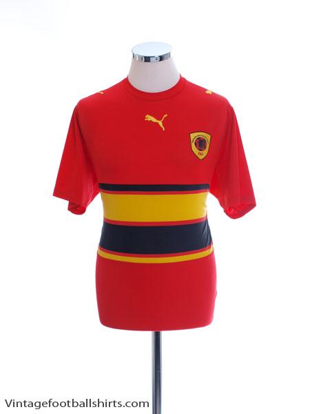 2006-07 Angola Home Shirt *Mint* M - 732884