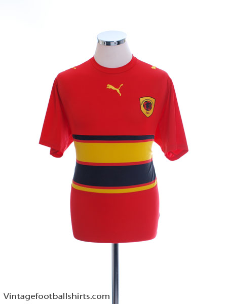 2006-07 Angola Home Shirt XXL - 732884