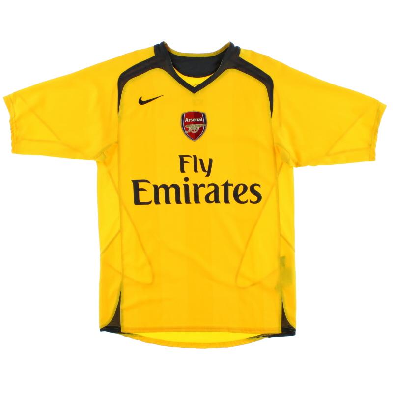 2006-07 Arsenal Away Shirt S - 146982