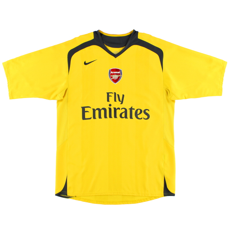 2006-07 Arsenal Away Shirt XXL