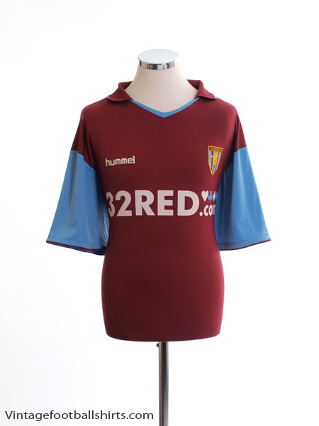 2006-07 Aston Villa Home Shirt XXL