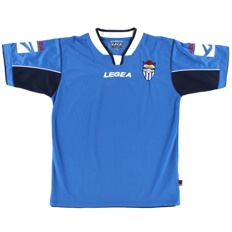 2006-07 Atletico Baleares Home Shirt M