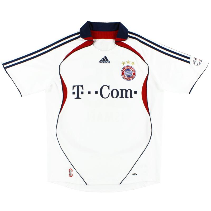 2006-07 Bayern Munich Away Shirt *Mint* M