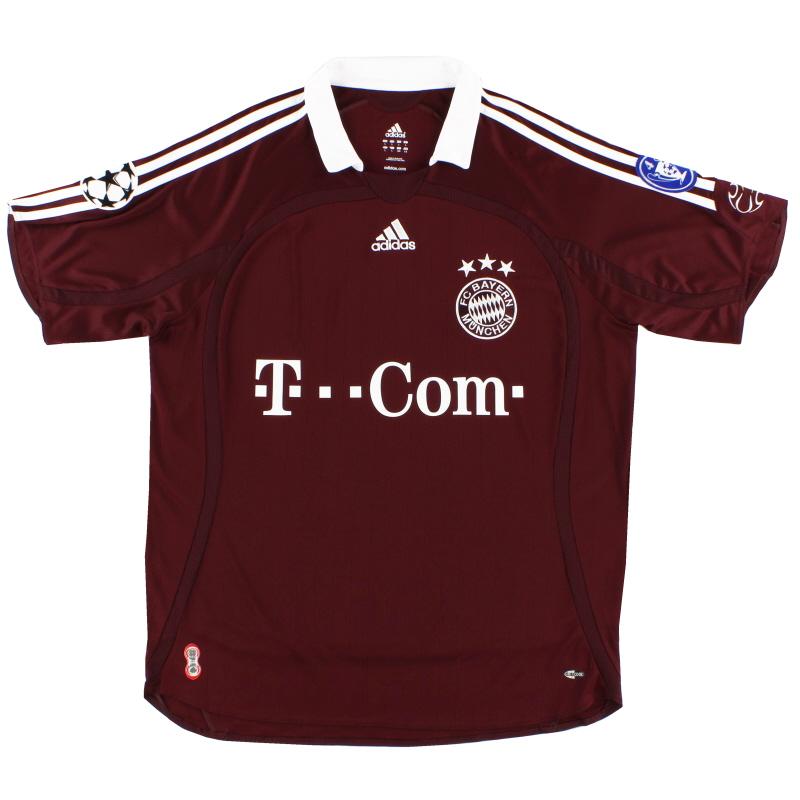 2006-07 Bayern Munich Champions League Shirt *Mint* L - 093900