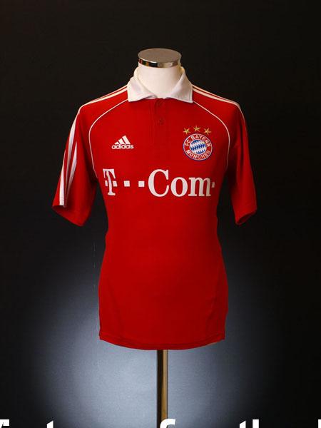 2006-07 Bayern Munich Home Shirt XL.Boys
