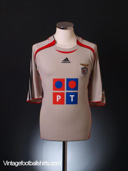 2006-07 Benfica Away Shirt XL