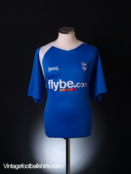 2006-07 Birmingham Home Shirt *BNWT* XL