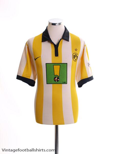 2006-07 Borussia Dortmund Home Shirt L