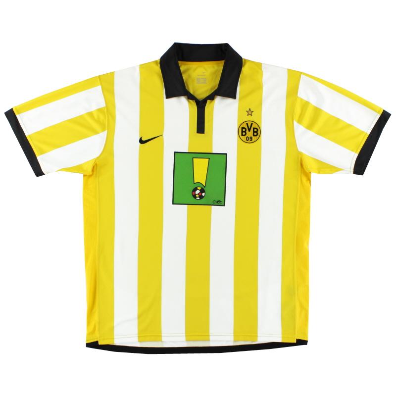 2006-07 Borussia Dortmund Home Shirt XL - 146940