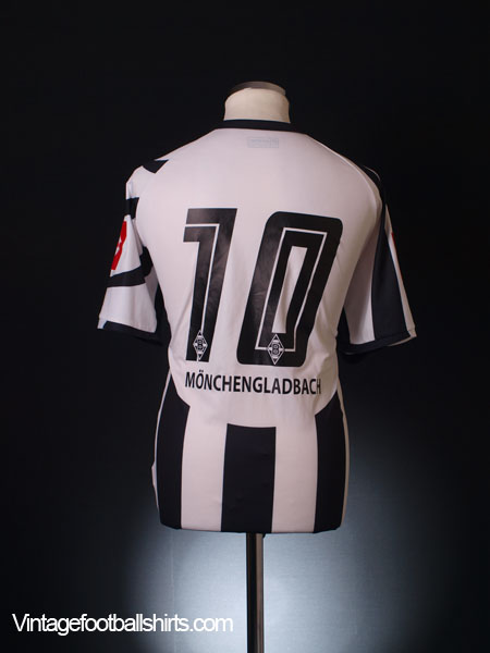 2006-07 Borussia Monchengladbach Home Shirt #10 XXL