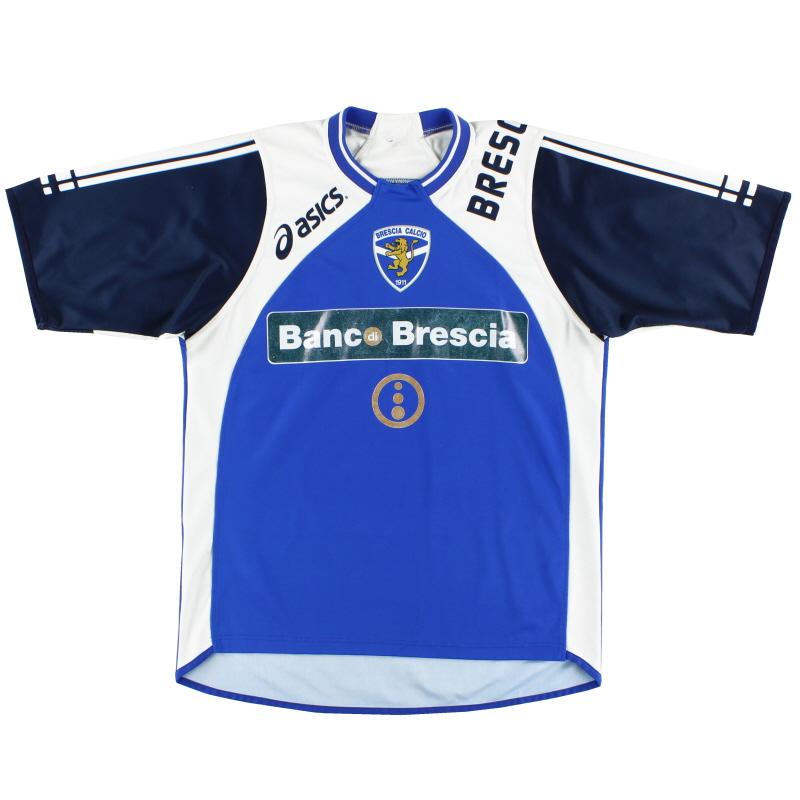 2006-07 Brescia Asics Training Shirt L