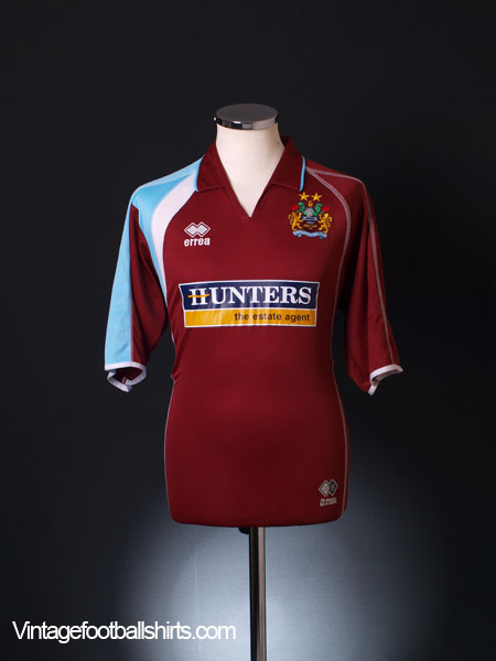 2006-07 Burnley Home Shirt L