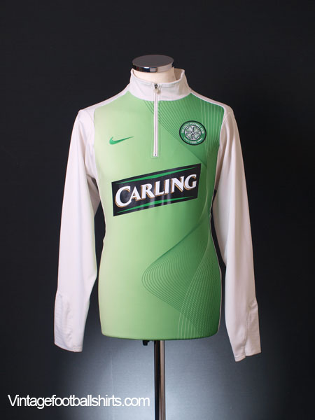 2006-07 Celtic Nike Training Jacket M