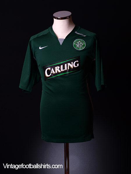 2006-07 Celtic Nike Training Shirt L
