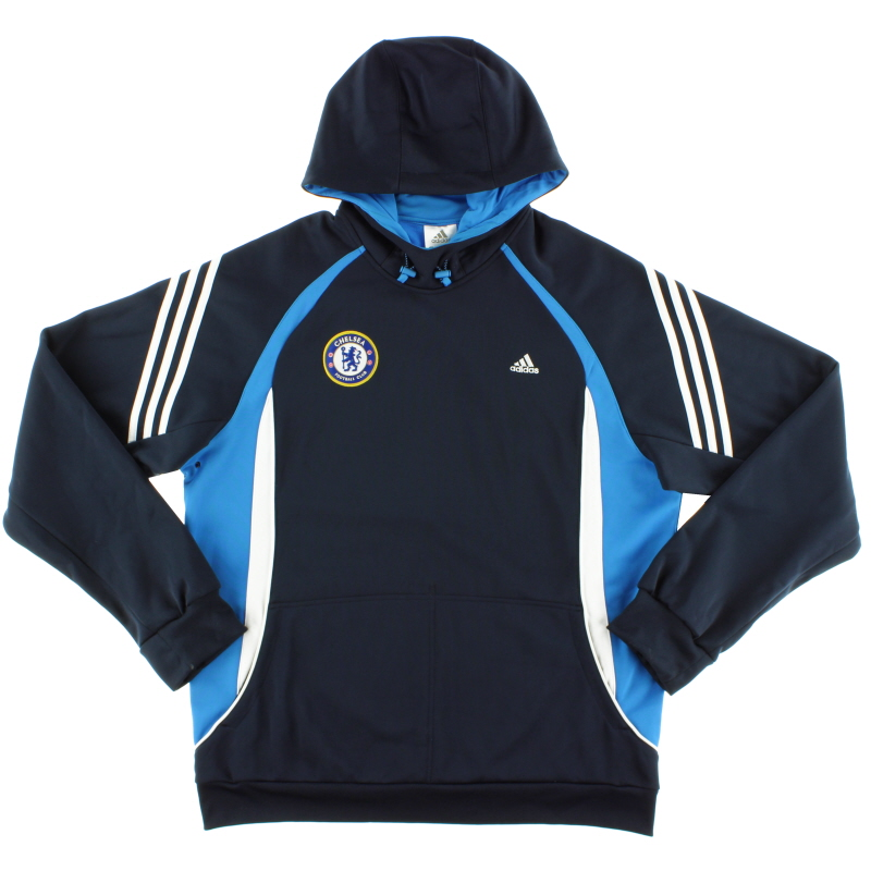 2006-07 Chelsea adidas Hooded Training Top XL - 052538