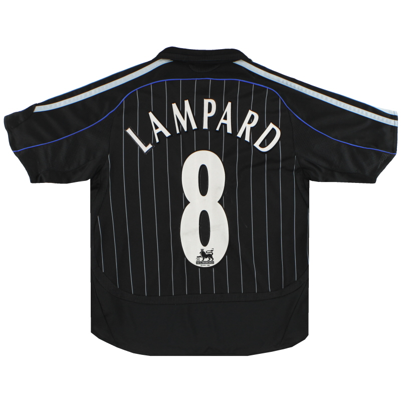 2006-07 Chelsea adidas Third Shirt Lampard #8 M.Boys - 055188