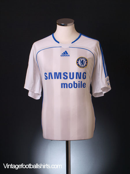 2006-07 Chelsea Away Shirt M