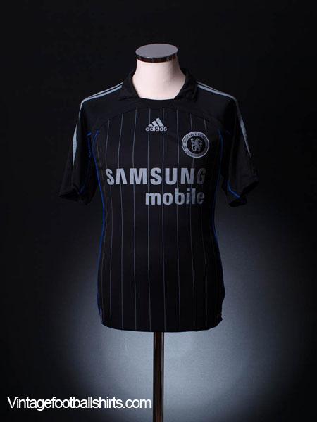 2006-07 Chelsea Third Shirt L