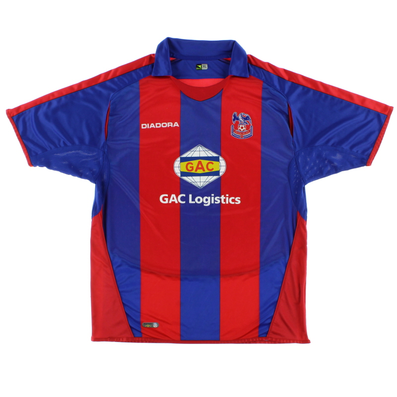2006-07 Crystal Palace Home Shirt XL