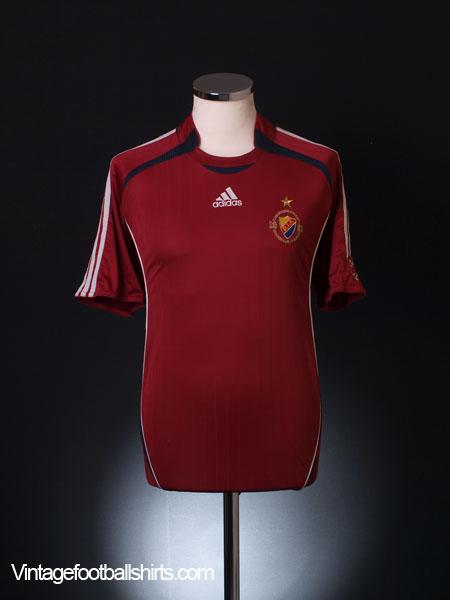 2006-07 Djurgardens Away Shirt M