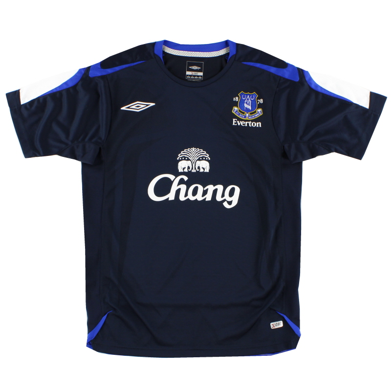 2006-07 Everton Training Shirt S