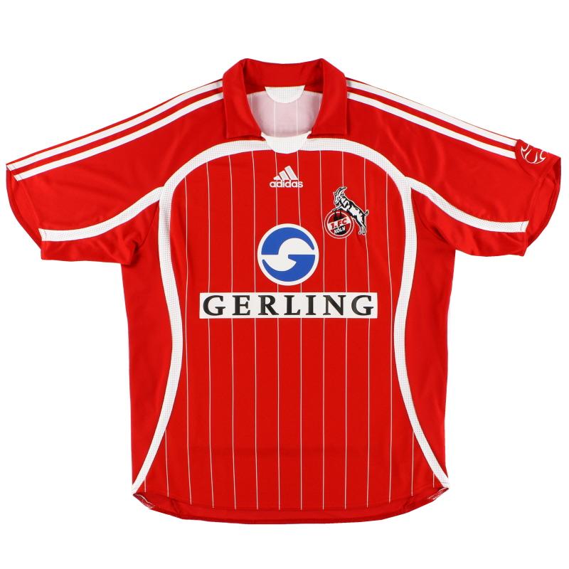 2006-07 FC Koln Home Shirt L