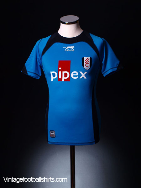 2006-07 Fulham Third Shirt M