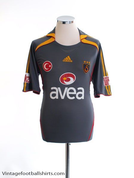 new concept b4c3c 4b51a 2006-07 Galatasaray Third Shirt M for sale