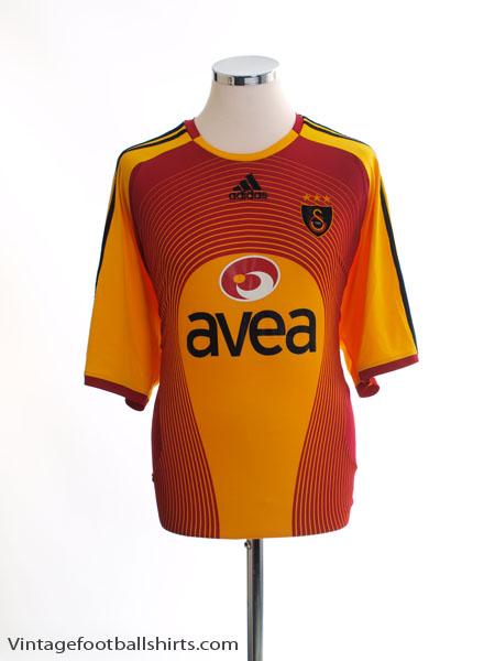 2006-07 Galatasaray Training Shirt XL
