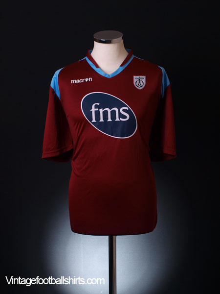 2006-07 Gateshead Away Shirt XL