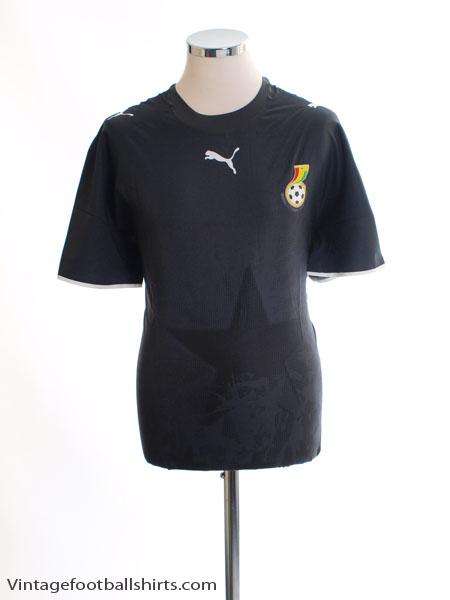 2006-07 Ghana Player Issue Third Shirt *Mint* XL - 732598